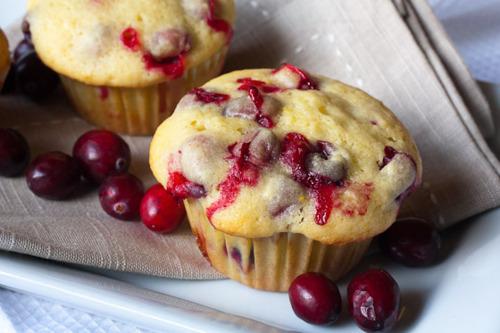 Muffin, Cranberry