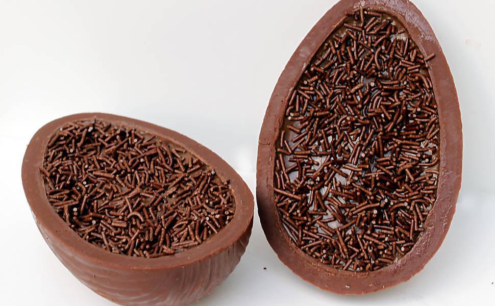 Chocolate Eggs! ^.^