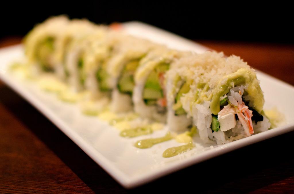 Boston Crunch Roll (by seango)