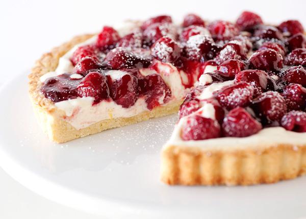 Pie, Raspberry