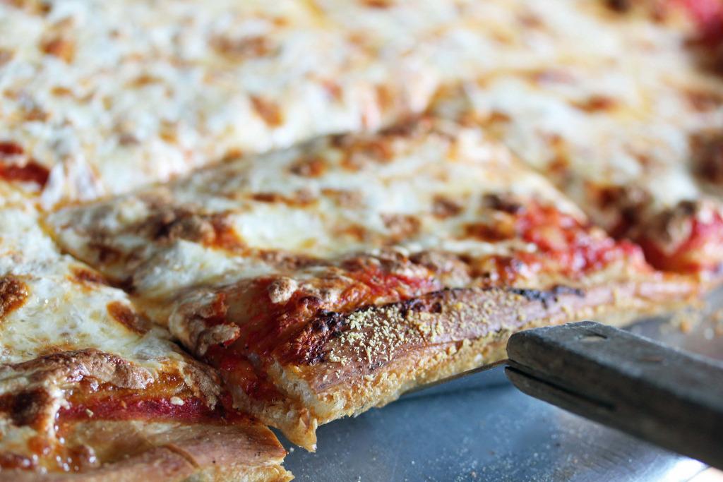 Sicilian Pizza (by Amuse * Bouche)
