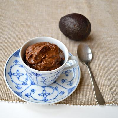 Healthy Vegan Chocolate Pudding