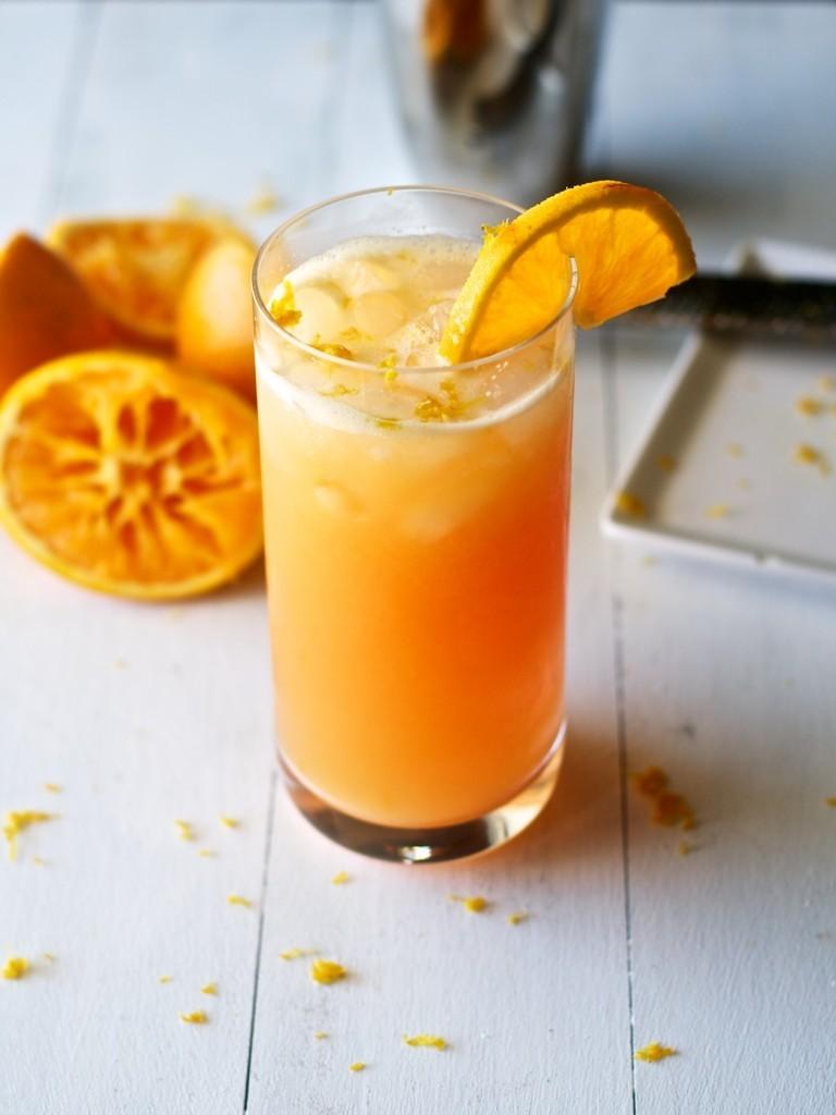 Sun Dog Cocktail