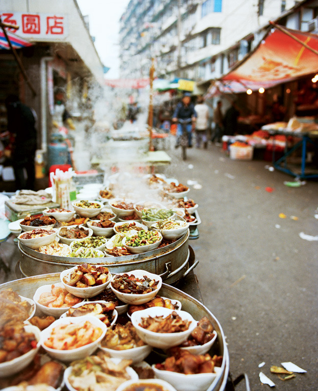 The Street of Heavenly Dumplings