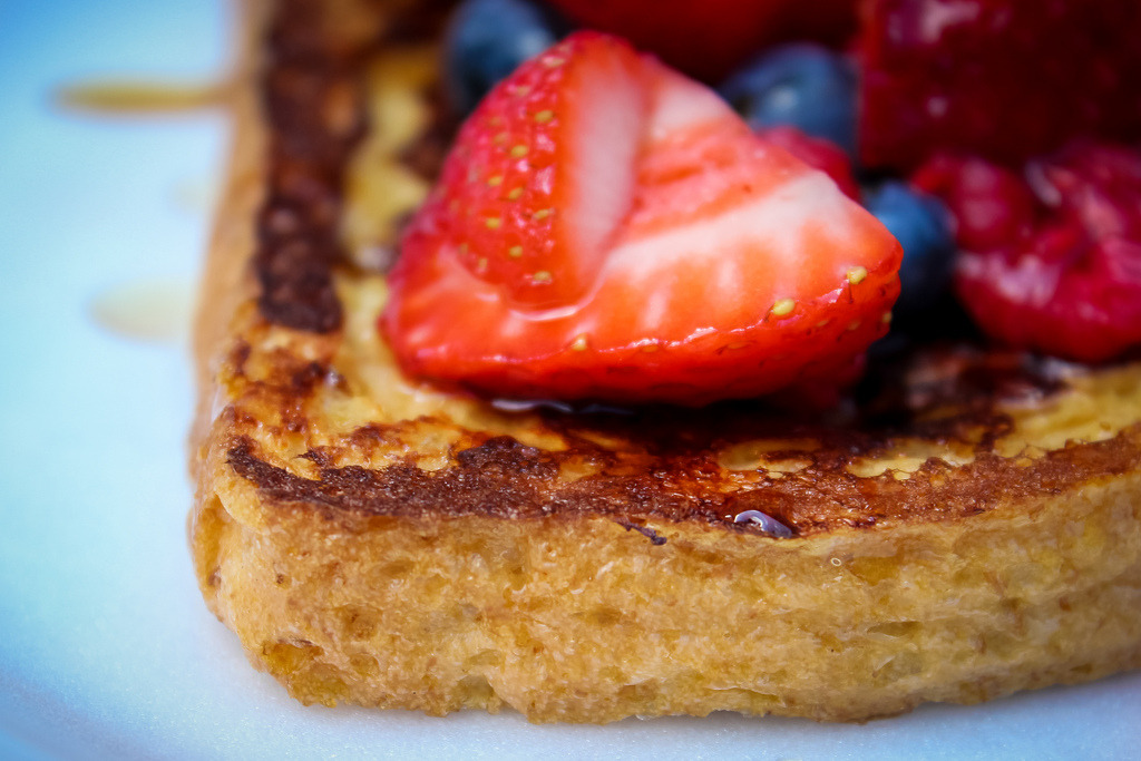 French Toast on a Sunday Morning