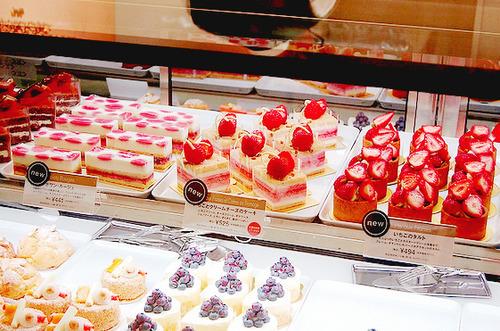 Japanese Bakery/Desserts