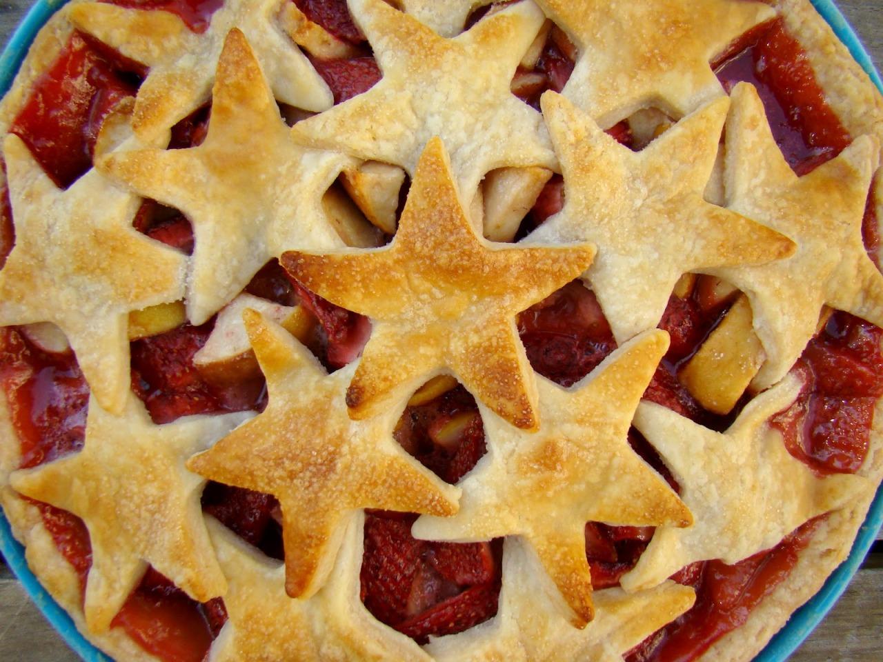 Recipe: Strawberry Apple Pie