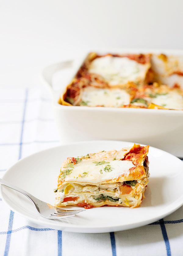 Recipe: Veggie Lasagna