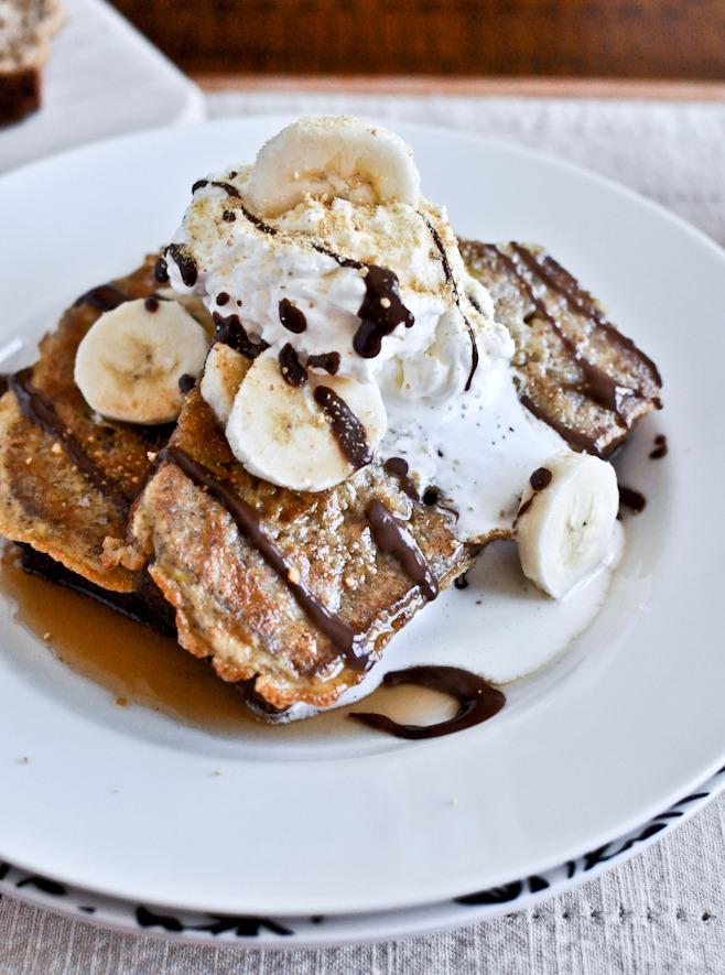 Recipe: Banana Bread French Toast