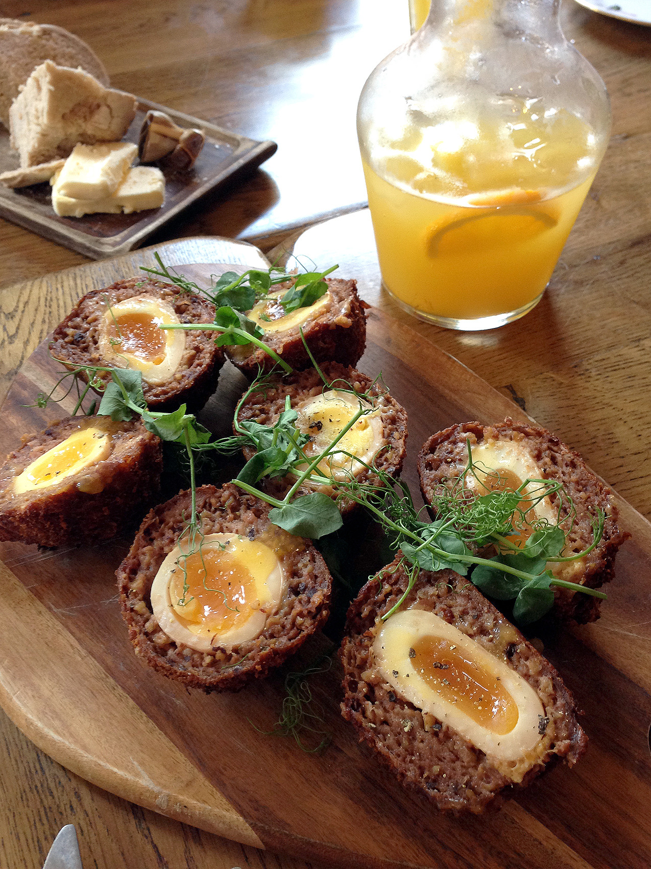Scotch Eggs.