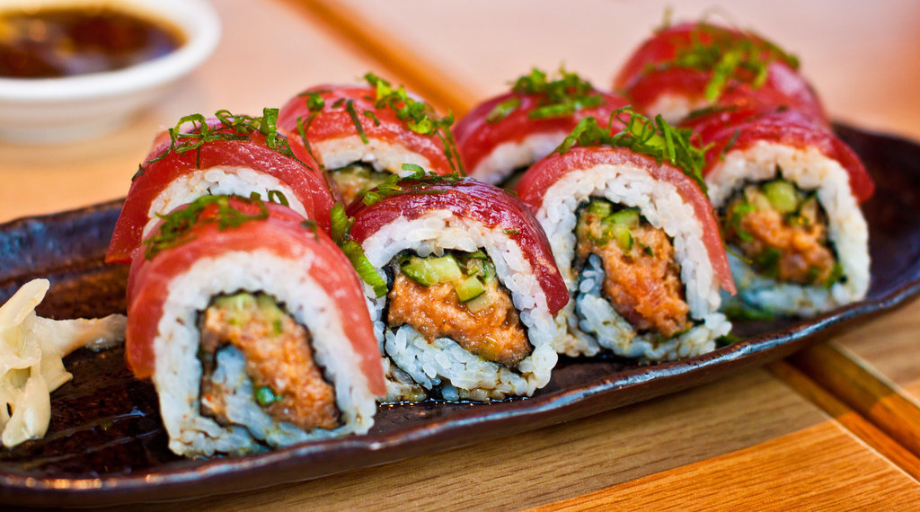 Red-Eye Spicy Tuna
