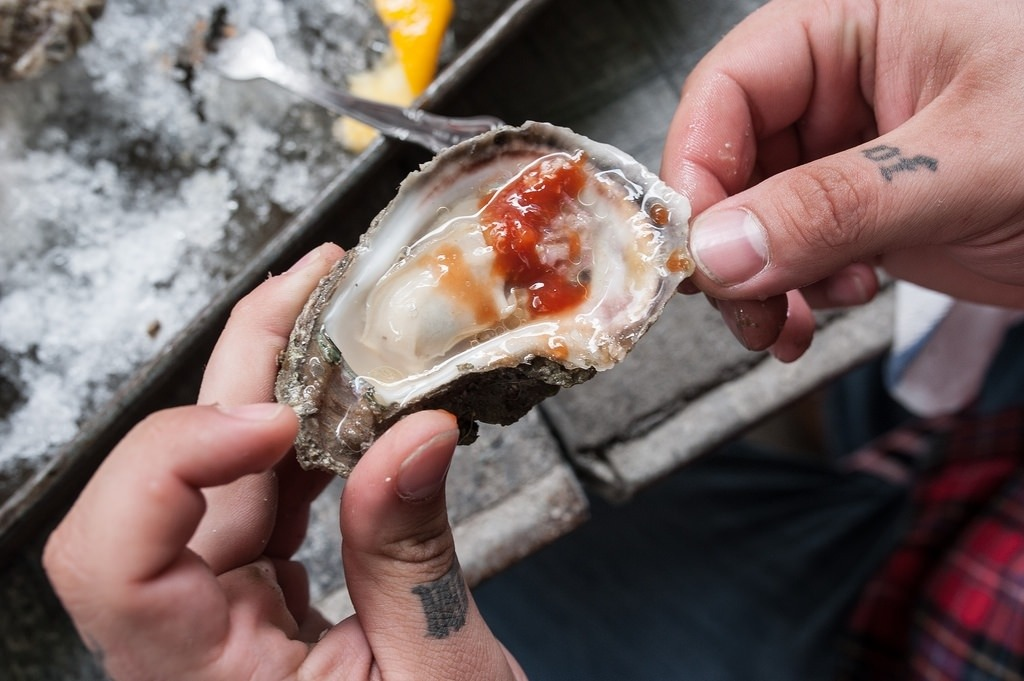 Happy National Oyster Day!Houston Restaurants