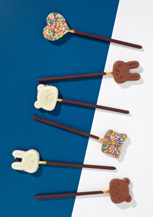 Choco Pocky Pops The Design Files