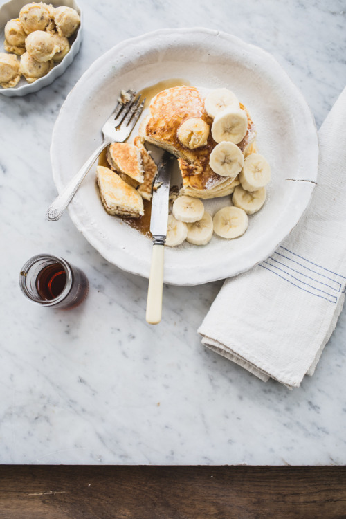 Banana, Pancake